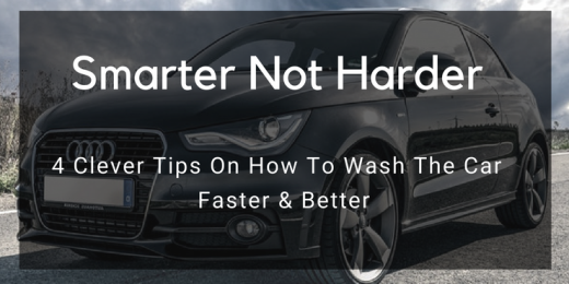 How To Wash A Car – 4 Key Things You Need To Know