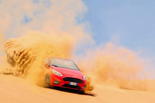 Was Your Car A Victim Of A Dust Storm?