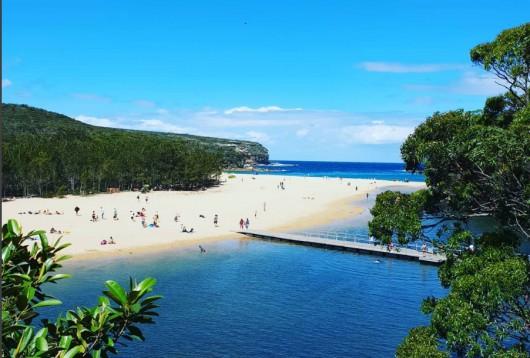 wattamolla_beach