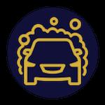 car detailing icons