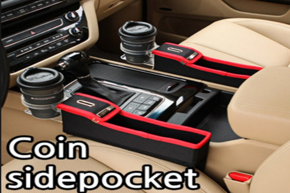 coin pocket car accessories