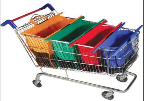 shopping trolley bag car accessories