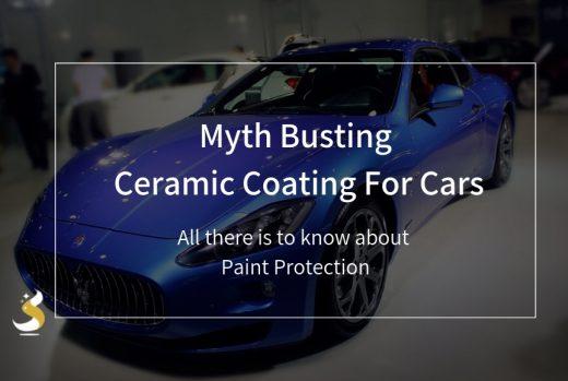 Ceramic Coating Sydney Myth Busting