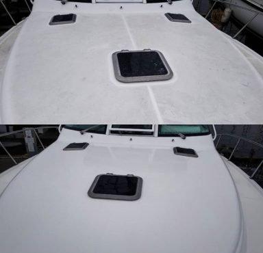 Sydney boat detailing