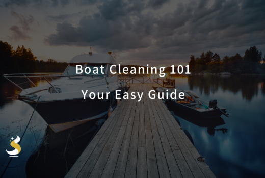 Boat Cleaning 101: Your Easy Guide
