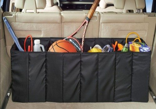 car trunk organiser accessories