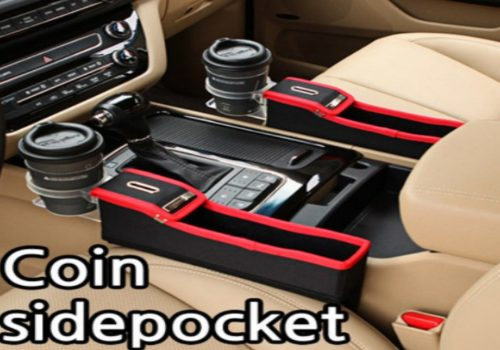 coin pocket car accessories