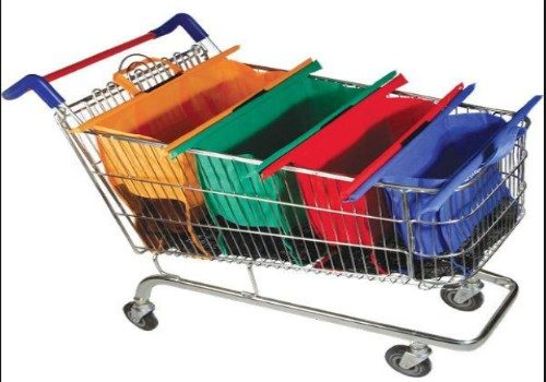 shopping trolley bag car accessories